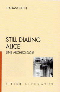 Buch-Cover Sylvia Egger: Still dialing Alice