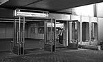 Wien U-Bahn-Station Kaisermühlen
